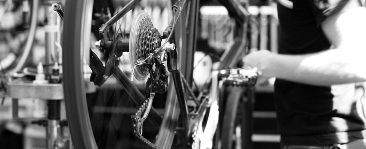Příprava kola na sezónu