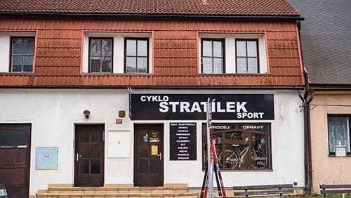 Cyklo Stratílek Sport Polička
